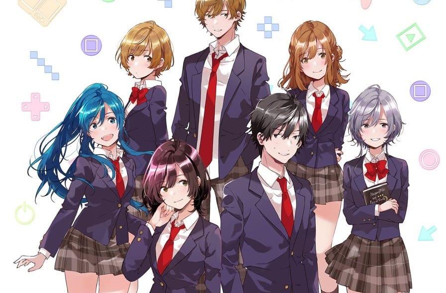 Bottom-tier Character Tomozaki-Kun Release Date, Teaser, Cast