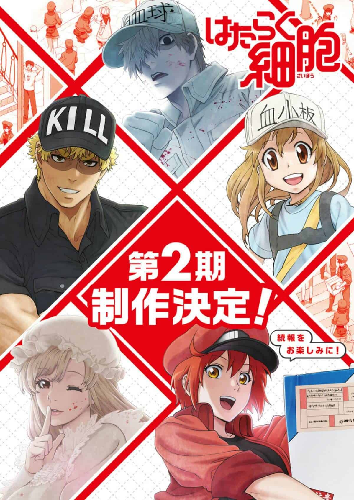 Cells-At-Work-Season-2
