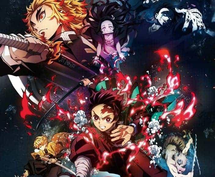 Demon Slayer Kimetsu no Yaiba The Movie Mugen Train