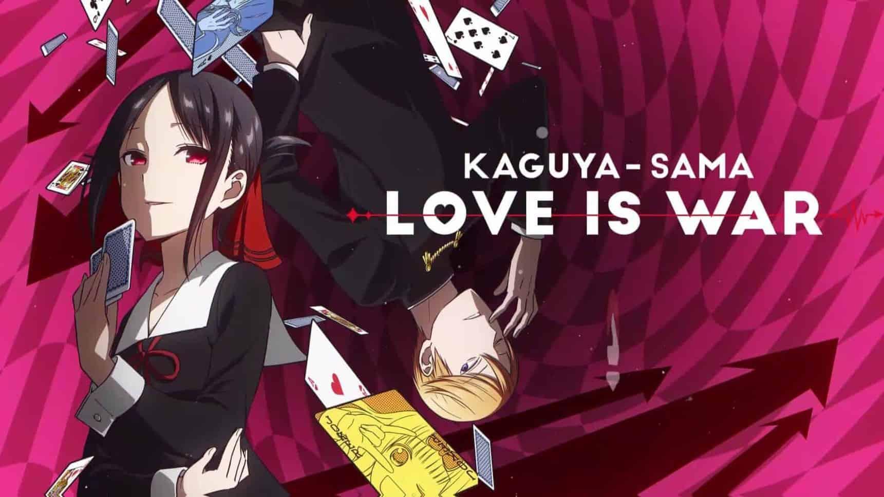 Kaguya-sama Love is War third season
