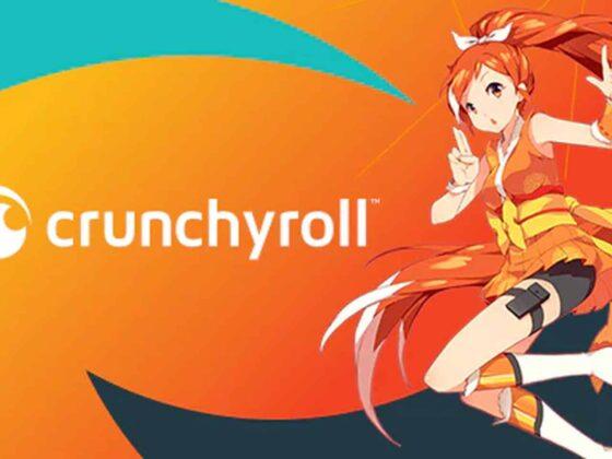 Crunchyroll App on ps5