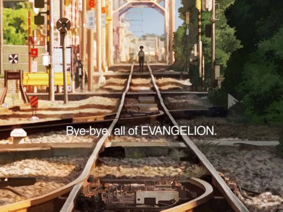 Evangelion Final Film Gets a New Teaser, January 23rd Release Date