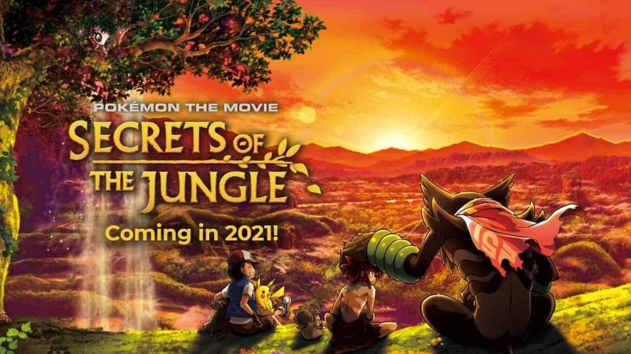 Pokémon: Secrets of the Jungle