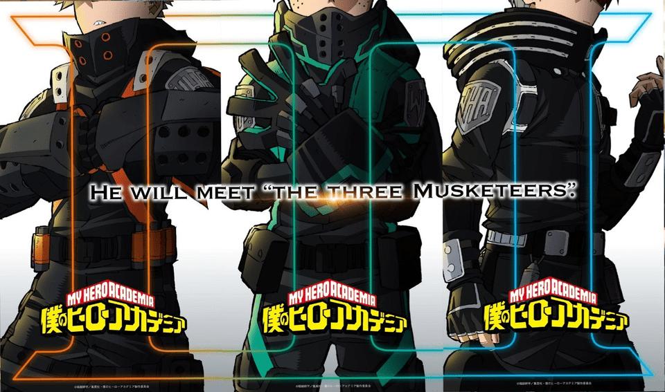 My Hero Academia Movie 3 Release Date