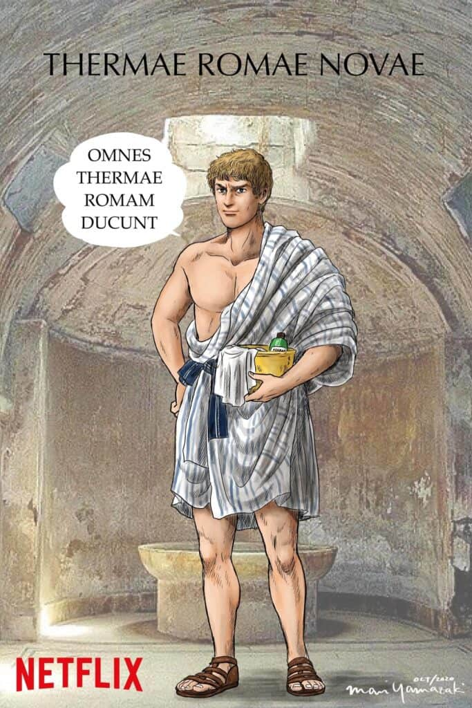 Thermae Romae Bathhouse Comedy