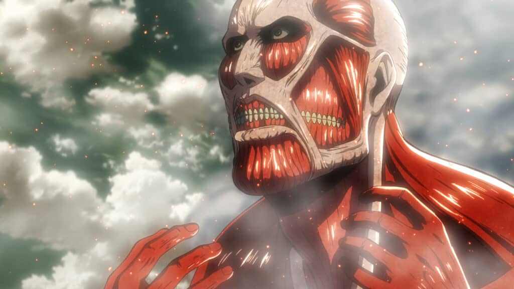 The Fall of the Colossal Titan