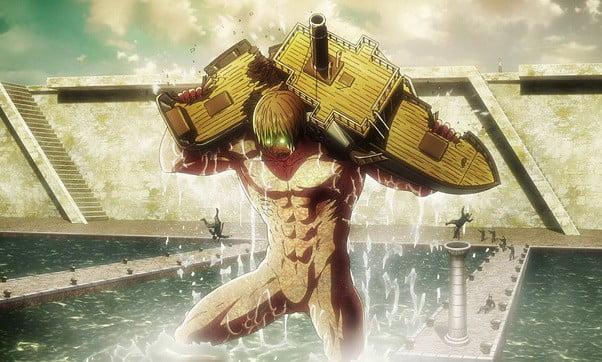 Death and Rebirth of the Attack Titan