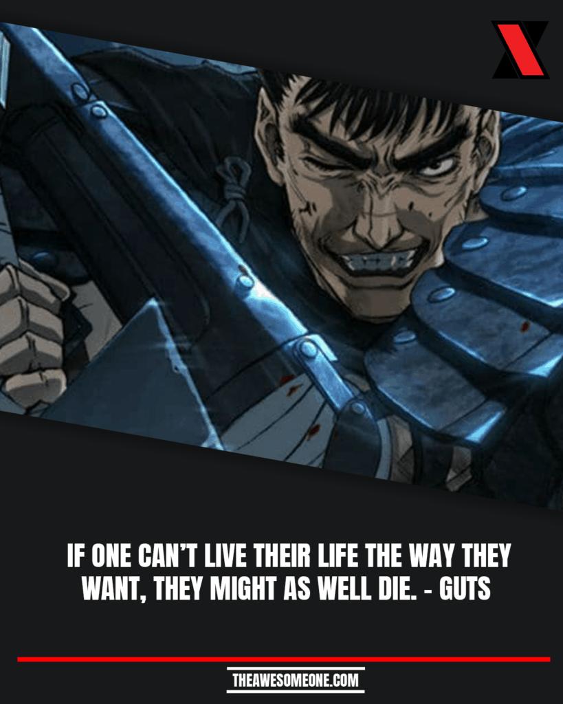 Berserk Quotes