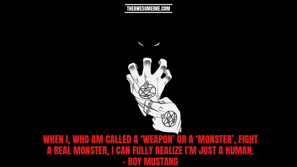 Fullmetal Alchemist Quotes