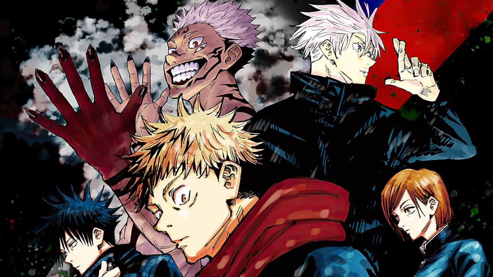 Jujutsu Kaisen Manga Breaks The 12 Million Mark