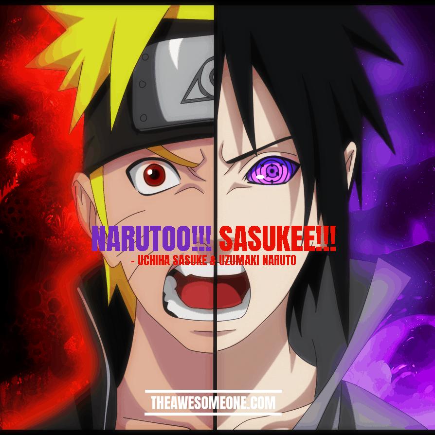 Naruto Quotes & Sasuke Quotes