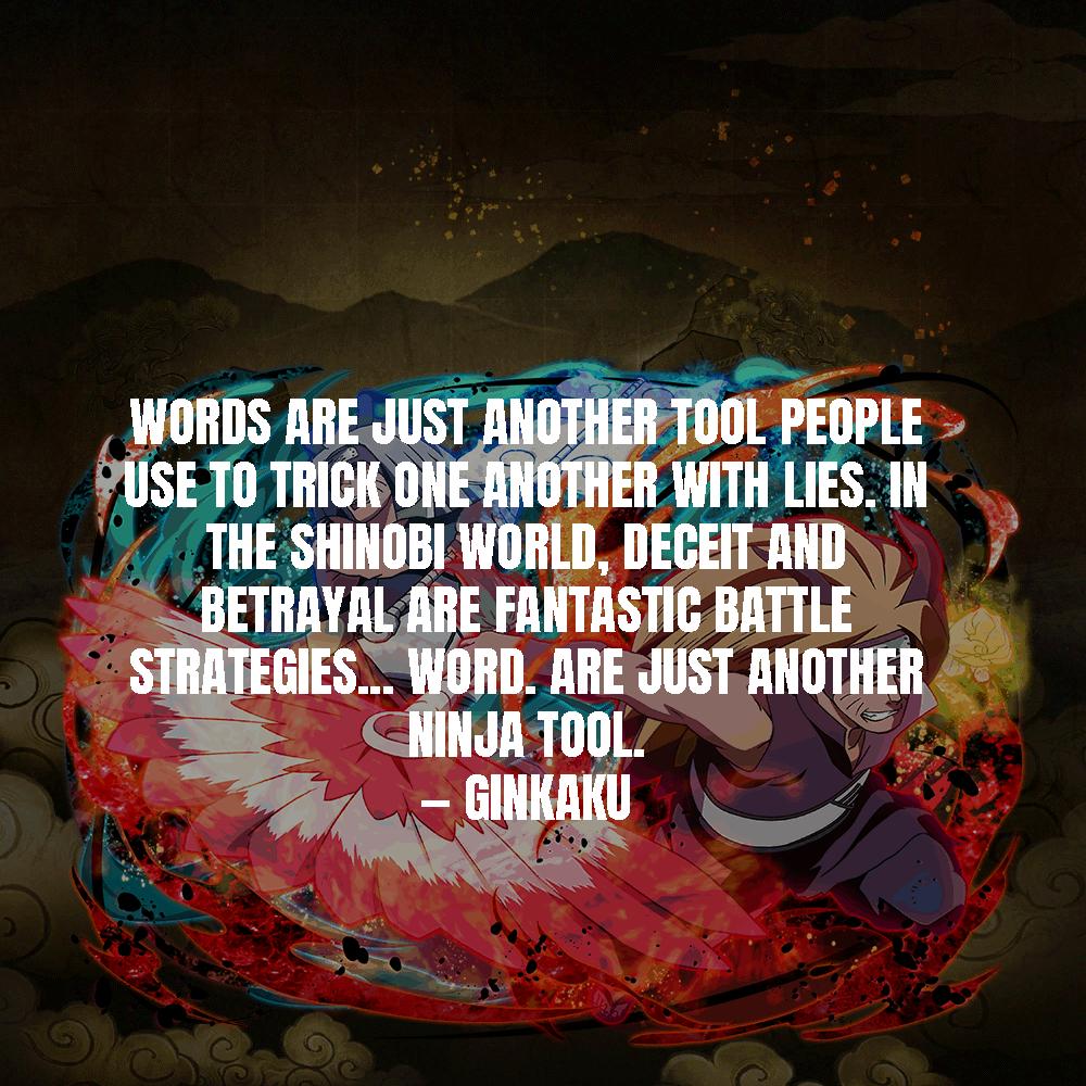 Ginkaku Quotes