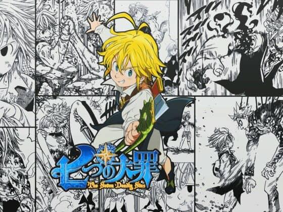 Seven Deadly Sins Sequel Manga