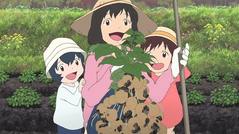 Top 20 Anime Films: Ame & Yuki - The Wolf Children
