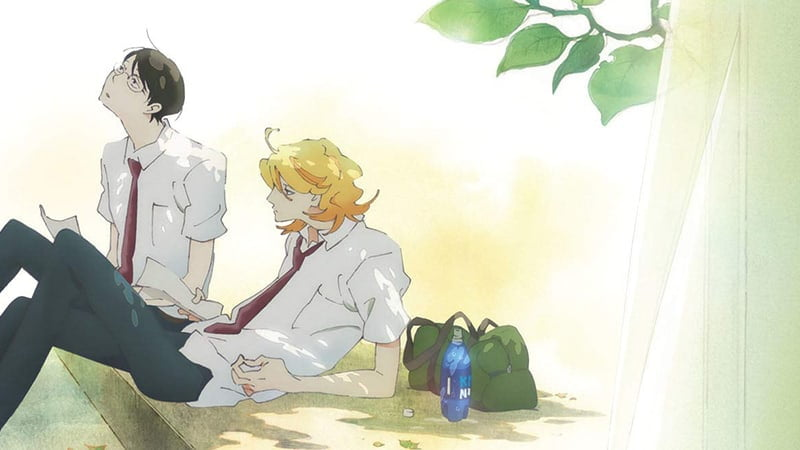 Top 20 Anime Films: Dou Kyu Sei - In love with my classmate