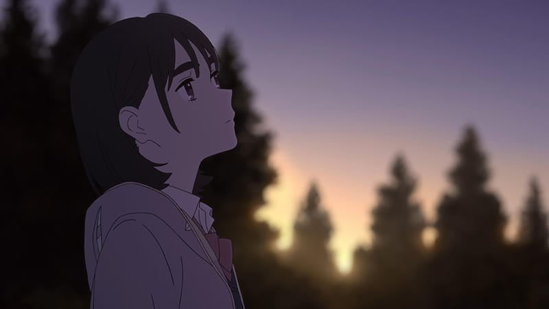 Top 20 Anime Films: Her Blue Sky