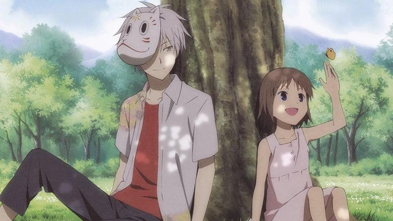 Top 20 Anime Films: To Hotarubi no Mori