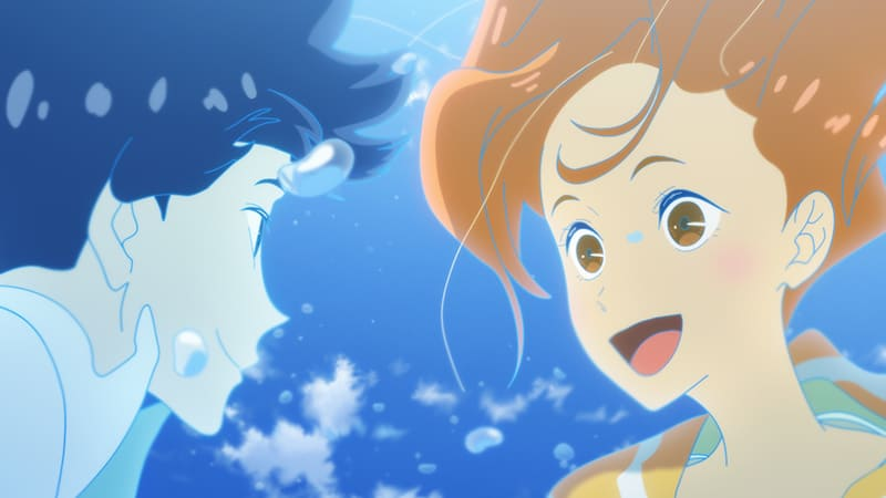 Top 20 Anime Films: Ride Your Wave