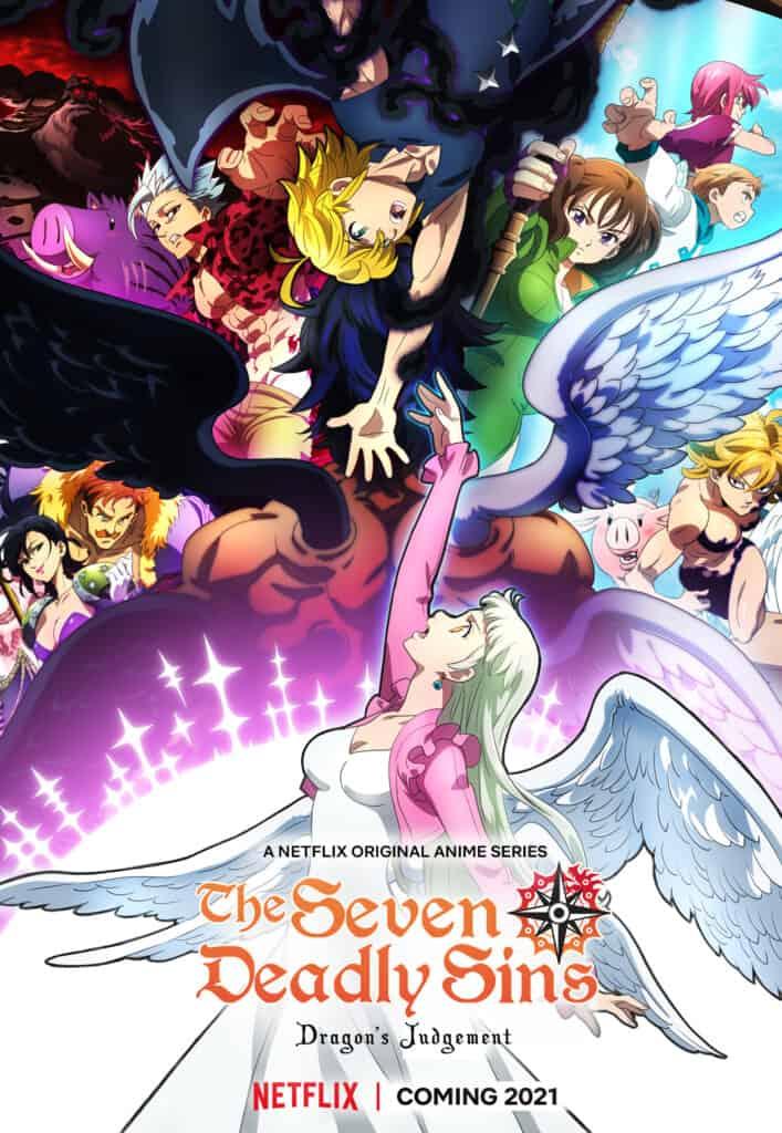 Seven Deadly Sins Season 4 Visual