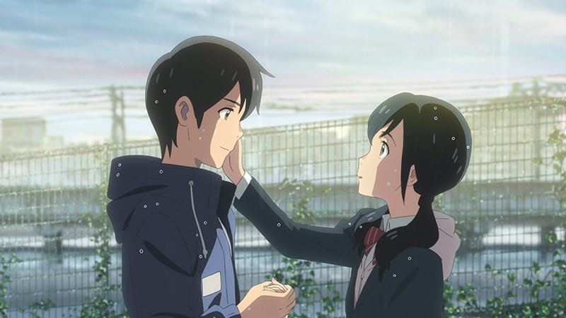 Top 20 Anime Films: Weathering with You
