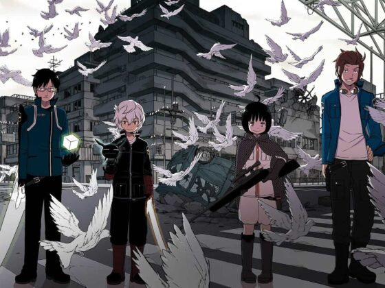 World Trigger 2 Details On The Opening And Ending