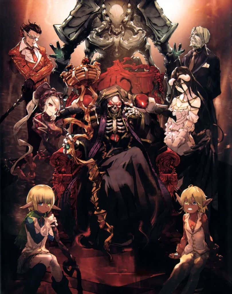 Overlord Season 4 Release Date Coming In 2021 Anime Shakespeare