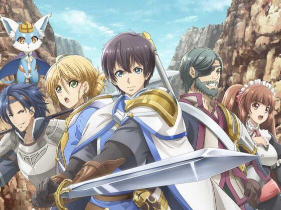 Hortensia Saga Anime Release Date