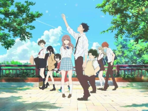 Most Searched Movies A Silent Voice