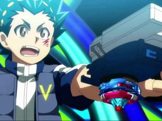 Beyblade New Anime Release Date