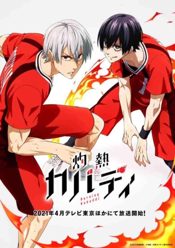 Burning Kabaddi Anime