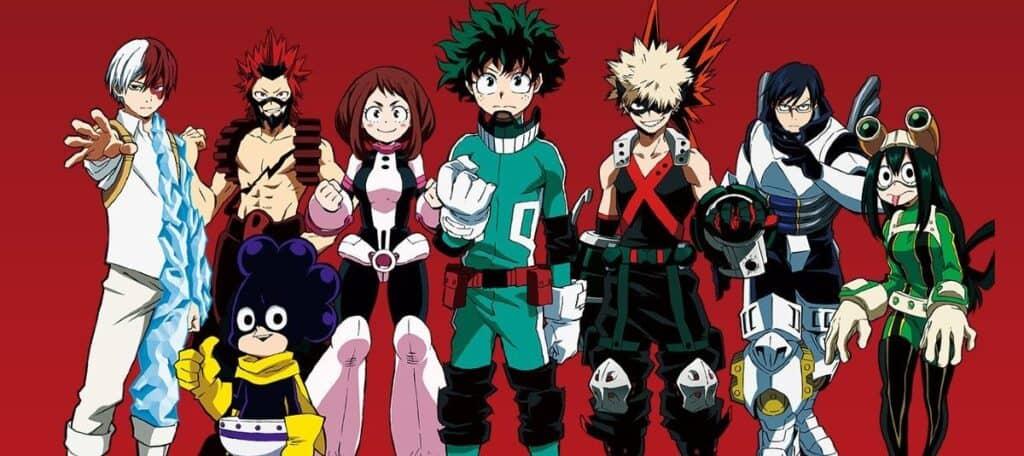 My Hero Academia Tumblr Most Discussed Anime 2020