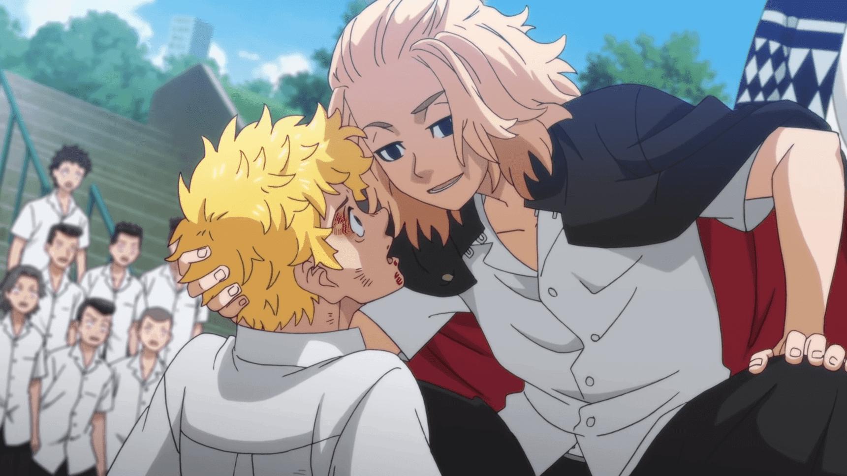 Tokyo Revengers Anime Release Date