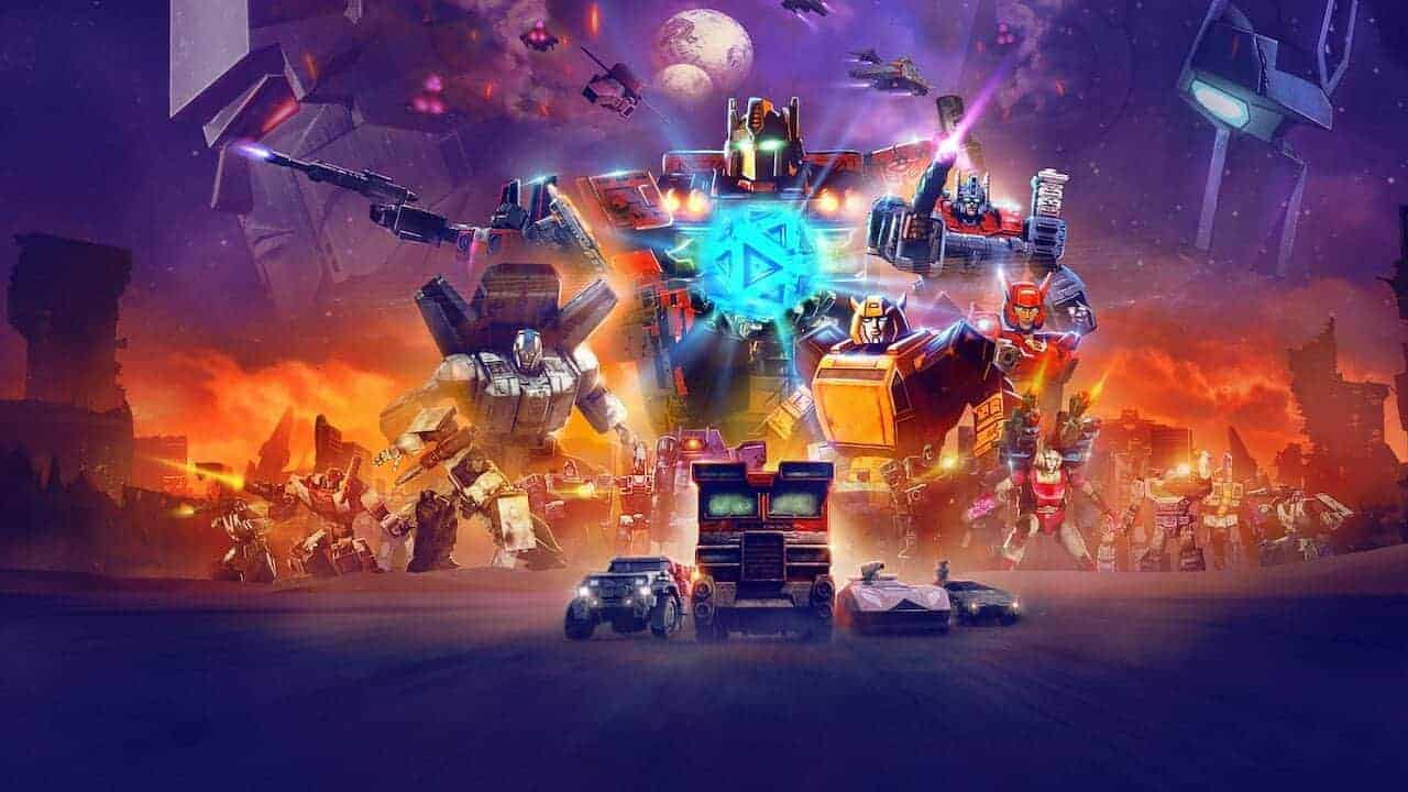 Transformers- War for Cybertron Second Season