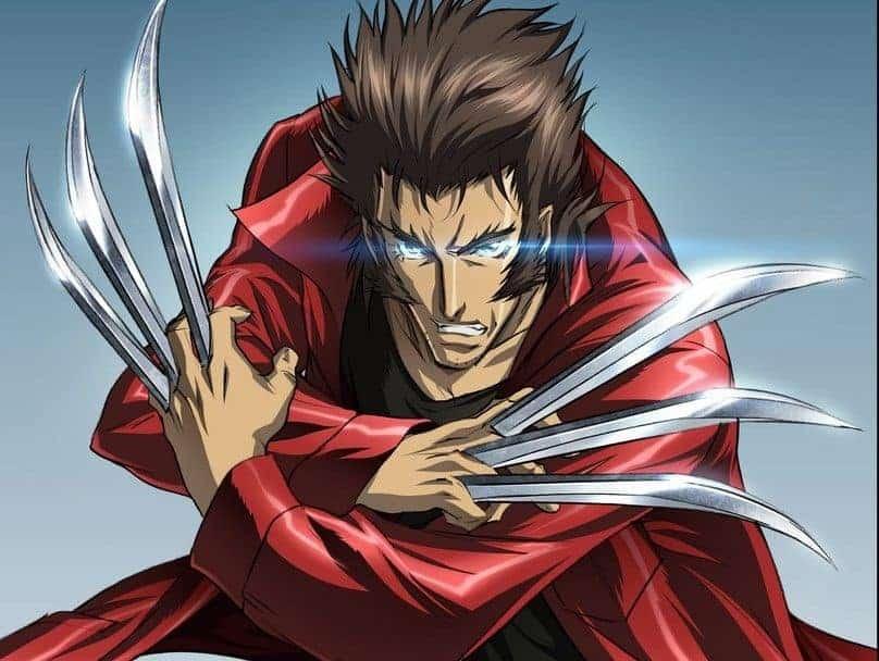 Wolverine Anime