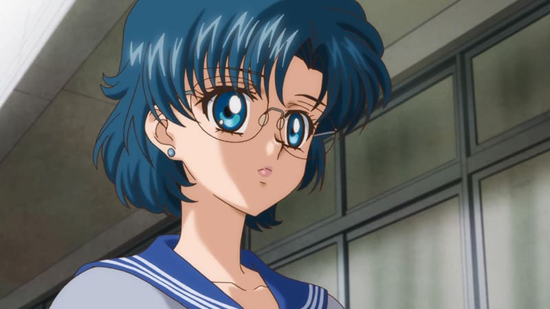 Sailor Moon Favorite Characters Ami Mizuno