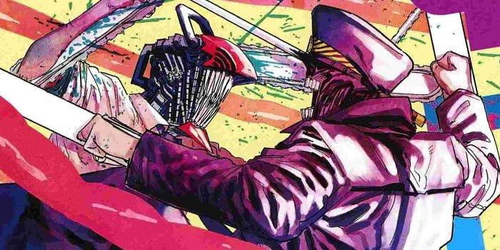 Chainsaw Man Anime Series First Visual