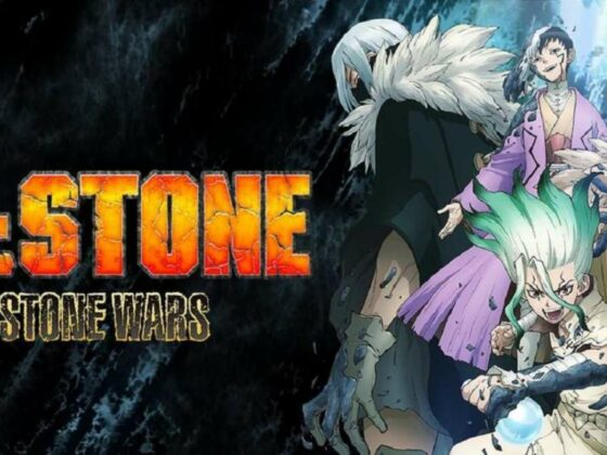Dr. STONE: Stone Wars Release Date