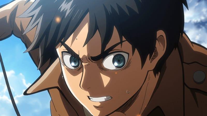 Attack on Titan Fans Favourite Character Eren Jaeger