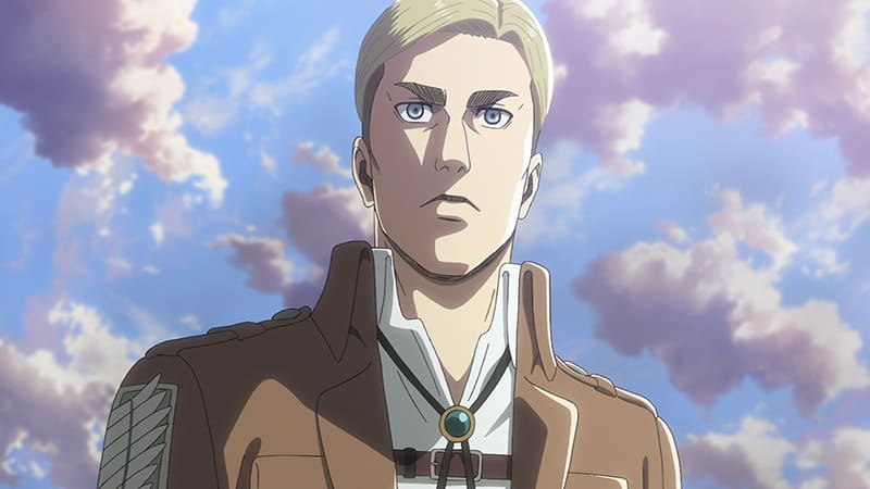 Attack on Titan Fans Favourite Character Erwin Smith