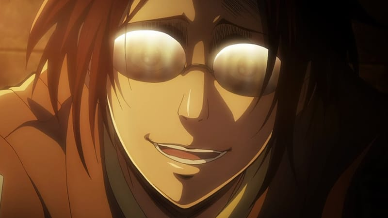 Attack on Titan Fans Favourite Character Hang Zoë