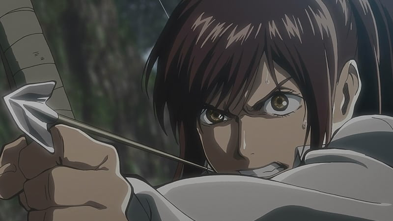 Attack on Titan Fans Favourite Character Sasha Braus