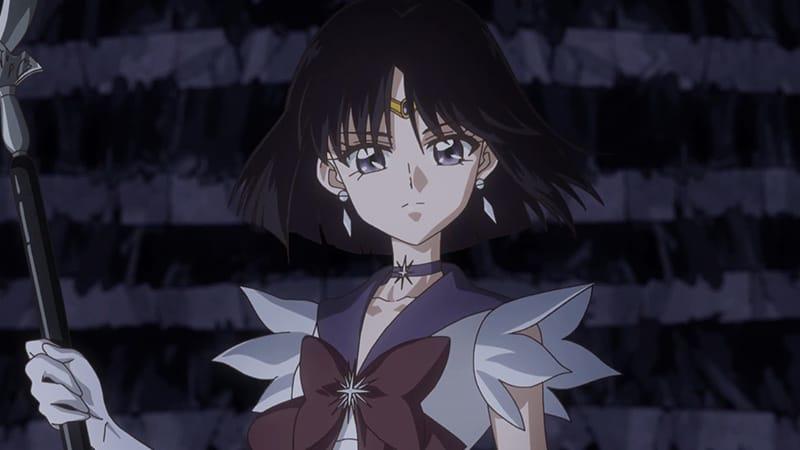 Sailor Moon Favorite Characters Sailor Saturn