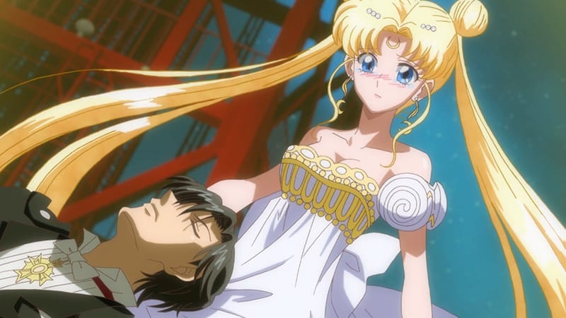 Sailor Moon Favorite Characters Princess Serenity
