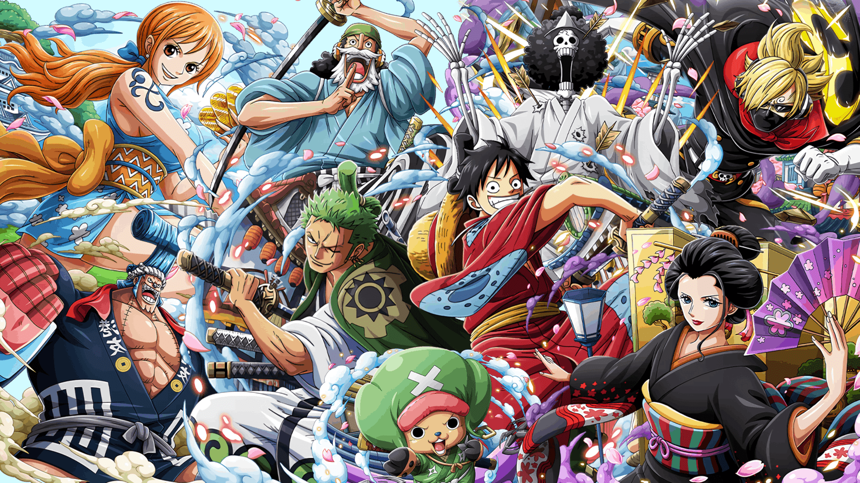 One Piece Release date