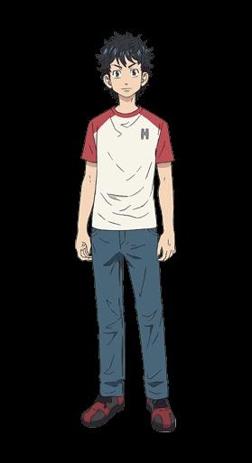 Tokyo Revengers Cast Takemichi Hanagaki