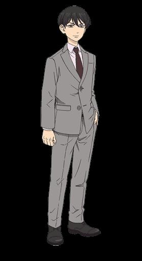Tokyo Revengers Cast Naoto Tachibana