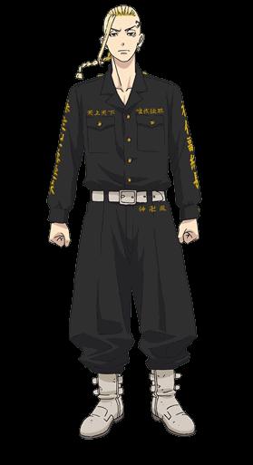 Tokyo Revengers Cast Manjiro Sano