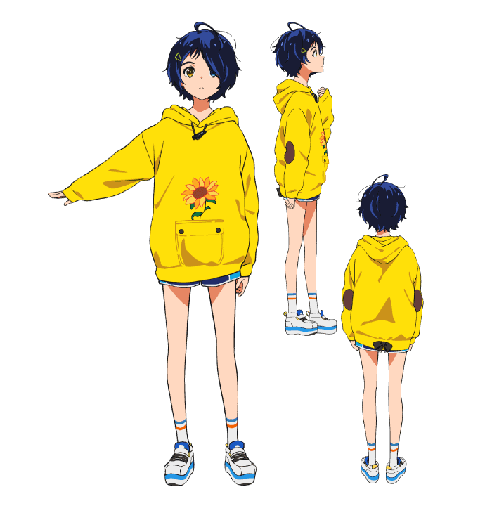 Wonder Egg Priority: New Details About The Anime + Teaser