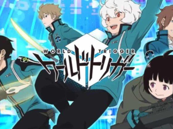World Trigger Season 3 Release Date