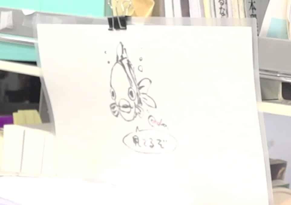 One Piece Eiichiro Odas Fish Drawing